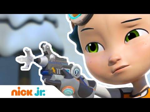 Расти-механик | Расти на коньках ⛸| Nick Jr. Россия