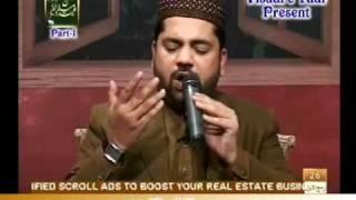 Naat Zindagi Hai( Sarwar Hussain Naqshbandi,P-1)In Qtv.By Visaal