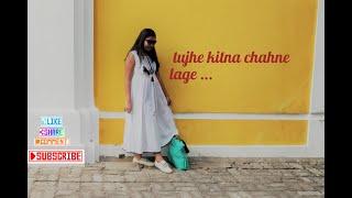 Tujhe Kitna Chahne Lage | Kabir Singh | Female Version | Cover By Sukanya