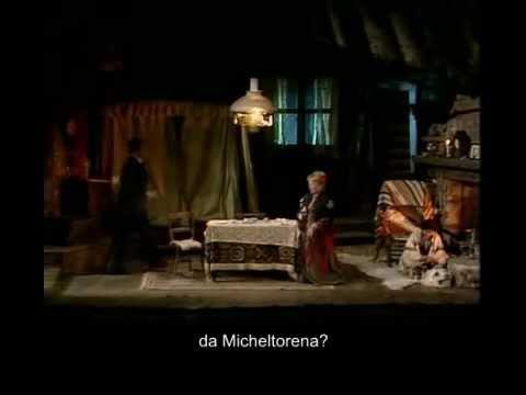 Puccini La Fanciulla del West Quello che Tacete - Para Compreender Musica Clássica