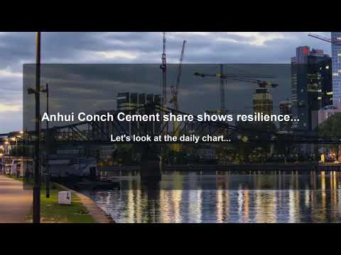 Anhui Conch Cement (914-HK) - Targeting HK$52.60 Upside