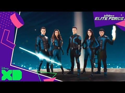 Lab Rats: Elite Force | Opening Titles | Official Disney XD UK