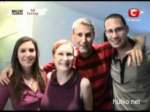 Moya Pravda Uri Geller | 14.11.2011 | STB smotret' onlain | Chast' 5