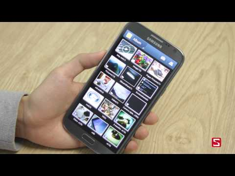 [ Galaxy Note 2] Các tính năng nổi bật - Phần 1
