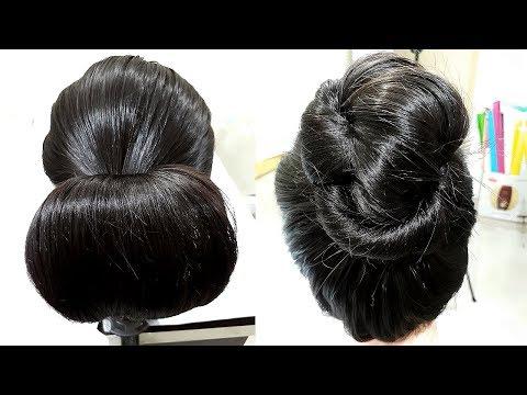 इस राखी 2 मिनिट में बनायें ये आसान सा जूडा | #EasyJudaHairstyle | Rakhi Special Hairstyle