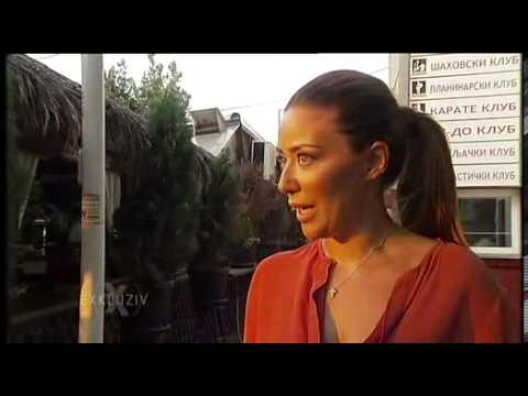 Ana Nikolic - Moram javno da odreagujem - Exkluziv - (TV Prva 2013)