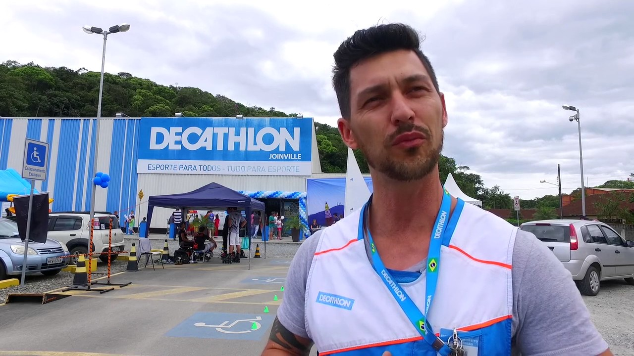 4a4acce48 Decathlon com a SOL Paragliders - YouTube