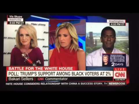 CNN Poppy Harlow calls out Scottie Nell Hughes for lying!