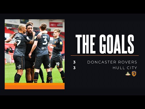 THE GOALS | Doncaster Rovers 3-3 Hull City | Sky Bet League One