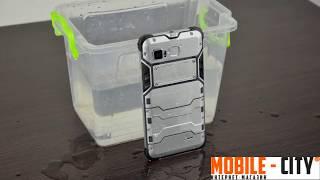 МЕГА Защищенный смартфон Land Rover D6 Pro 4/64 GB Jeasung