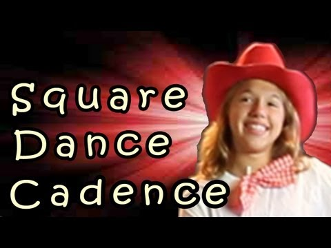 SQUARE DANCE CADENCE - Children's Song by The Learning Station