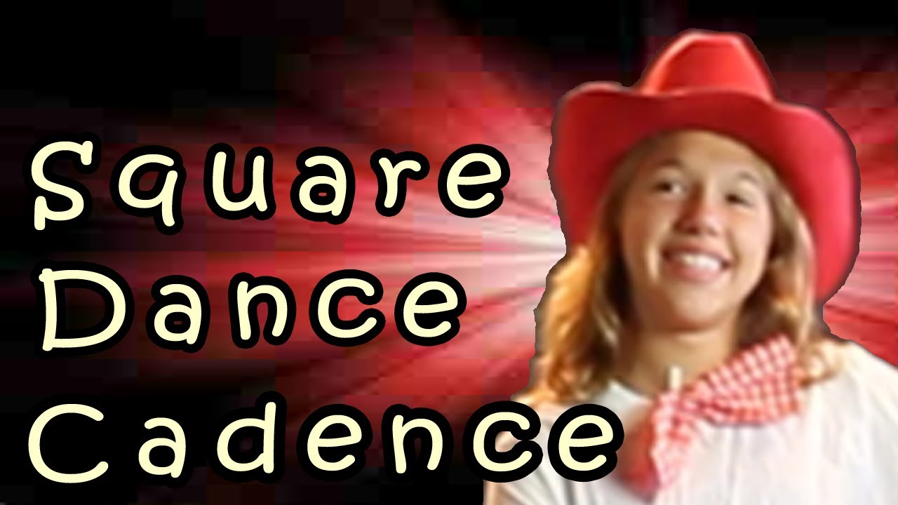 4770d154481 SQUARE DANCE CADENCE ♫ Dance   Action Songs for Kids ♫ Children s Song by  The Learning Station - YouTube