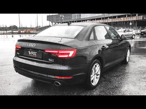 Audi A4 2.0 TFSI Quattro. Лучшая в классе?