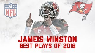 Jameis Winston's Best Plays from the 2016 Season | Top 100 Players of 2017 | NFL