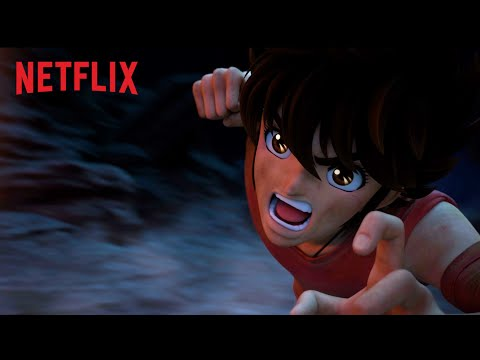 Saint Seiya: Knights of the Zodiac | Officiële Trailer | Netflix