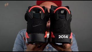El inicio de la leyenda: Jordan 6 Infrared
