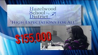 You Paid For It  Hazelwood Shools Administrator Position
