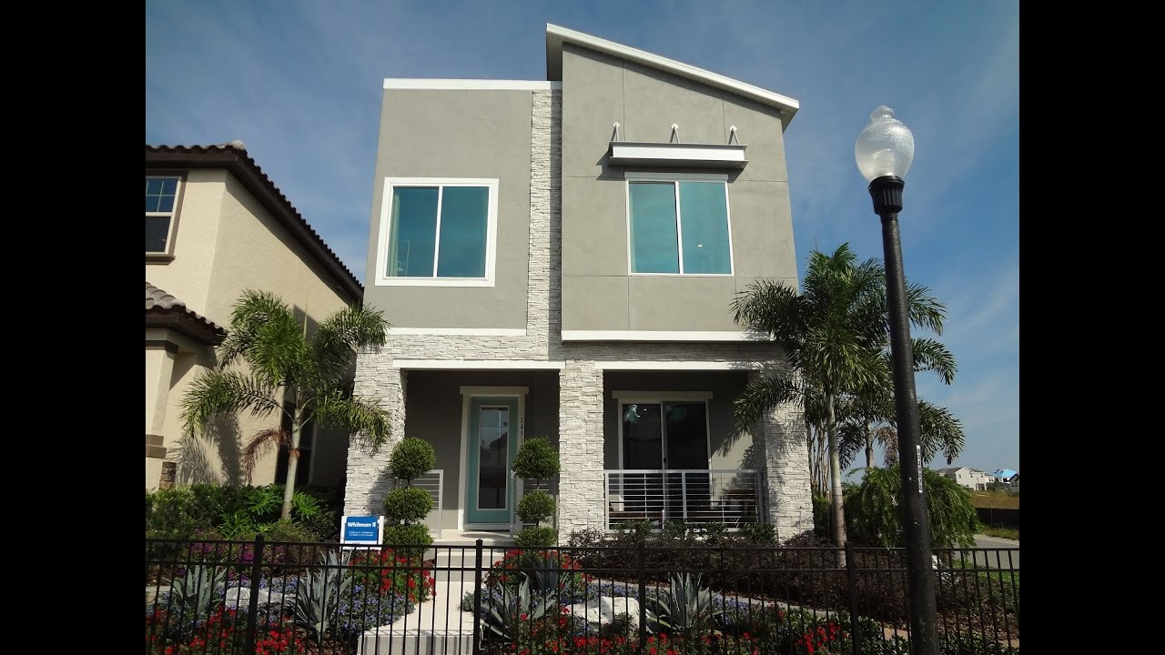 winter garden new homes watermark by meritage homes whitman ll