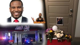 Botham Jean police equipment found in his apartment that night