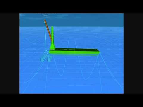 Subse Lowering Simulation