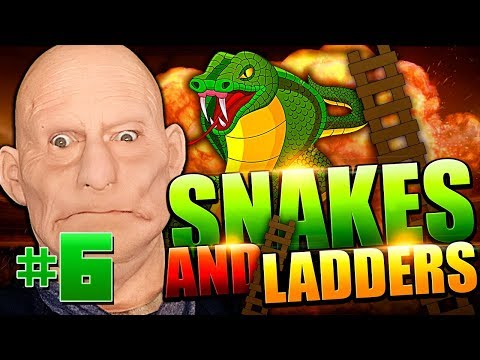 SNAKES & LADDERS FIFA #6 - WILSON BREAKING RECORDS!! - FIFA 18