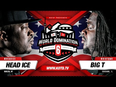 Head I.C.E. vs Big T