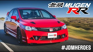 Honda Civic Type-R Mugen 2011 Videos