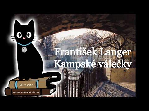 František Langer - Kampské válečky (Mluvené slovo CZ)