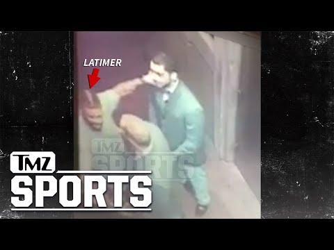 Denver Broncos WR Cody Latimer Gets Pepper Sprayed During Strip Club Fight | TMZ Sports