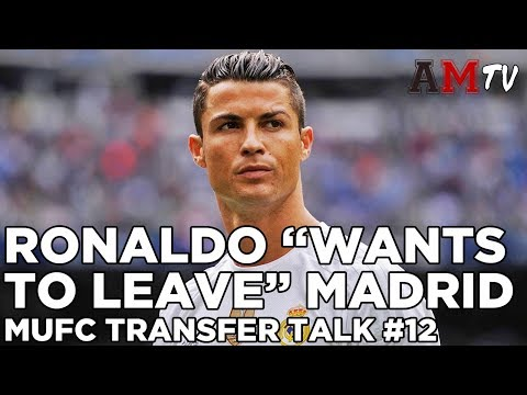 "Ronaldo ""Wants To Leave"" Real Madrid (Apparently!) 