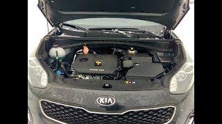Kia Sportage: обзор и отзыв владельца на бензиновый двигатель 2.0 DOHC 16V (155 л.с.)