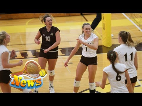 Minnesota scene: concordia (st. paul) no. 1 in division ii volleyball after beating sw minnesota st