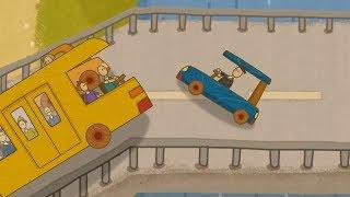 """""""Машинки"""", новый мультсериал для мальчиков - На мосту (серия 31) и сборник серий!"""