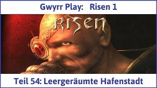Risen 1 Teil 54: Leergeräumte Hafenstadt - Let's Play