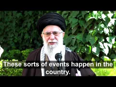 Khamenei dismisses Coronavirus as not that big a deal, even calls it a  blessing!