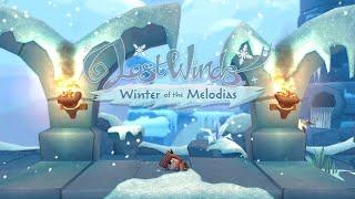 【LostWinds2】風をあやつるパズルアクション続編#04【HimenoCats】