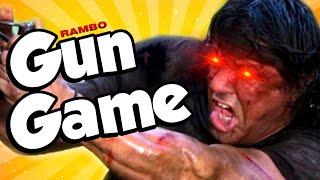 RAMBO'S GUN GAME RAGE