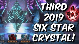 6 Star, 3x 5 Star & Huge Free To Play Crystal Opening! - Marvel Contest Of Champions