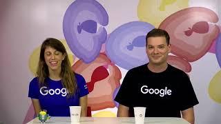 Google's Virtual Inside Look — Working at Google