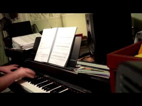 Full - Defying Gravity (Broadway Score Piano Part with Underscore)
