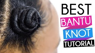 Video How To | Perfect Bantu Knots on Natural Hair & Transitioning Hair download MP3, 3GP, MP4, WEBM, AVI, FLV Juli 2018