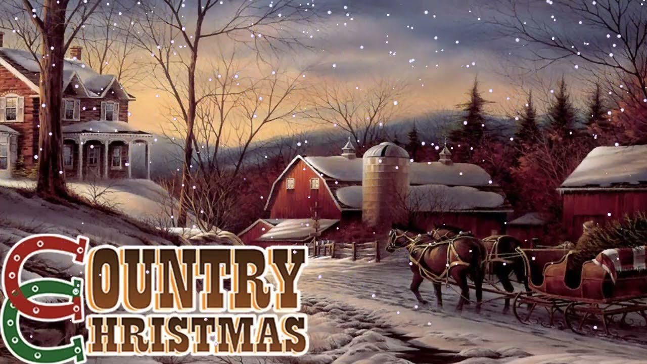 Youtube Country Christmas Music 2021 Country Christmas Songs 2020 Country Carols Music Playlist Best Country Christmas Songs Youtube