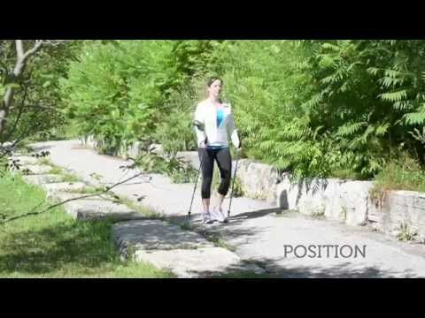 How to Nordic Pole Walk