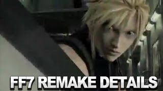 IGN News - Conditions for a Final Fantasy VII Remake