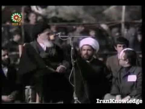 Ayatollah Khomeini Speech At Beheshte Zahra [PART 1]