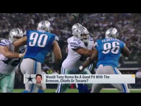 Would Romo be a good fit with Broncos, Chiefs or Texans   Good Morning Football   Feb 20, 2017