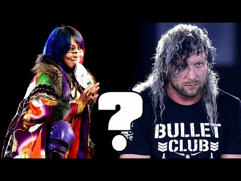 WHO WILL ASUKA FACE AT MANIA? WHAT IS WRESTLING'S TOP FACTION? (Going In Raw MAT CHAT Ep. 19)