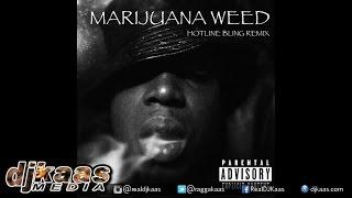Bittah Sosicka - Marijuana Weed {Hotline Bling Remix} ▶Rap ▶Reggae ▶Dancehall 2015