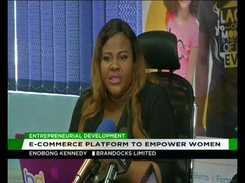 E-Commerce platform to empower women