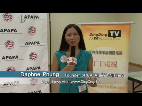 APAPA-11th Annual Voters Education & Candidates Forum-Daphne Phung
